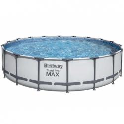 Kit piscine Bestway STEEL...